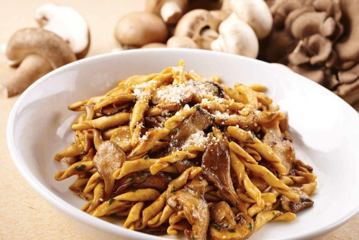 CPK 9月Wild Mushroom Pasta