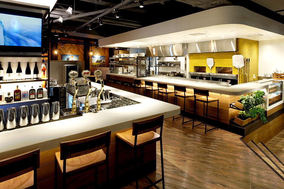 California Pizza Kitchen LAZONA KAWASAKI